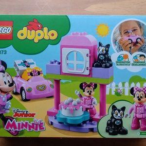 Minnie Mouse duplo set